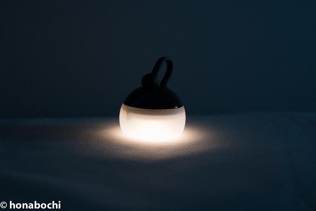 """スノーピークの""""たねほおずき""""が停電時やキャンプの明かりに大活躍!/赤ちゃんの夜の授乳・オムツ替えにも明かりを提供!?"""