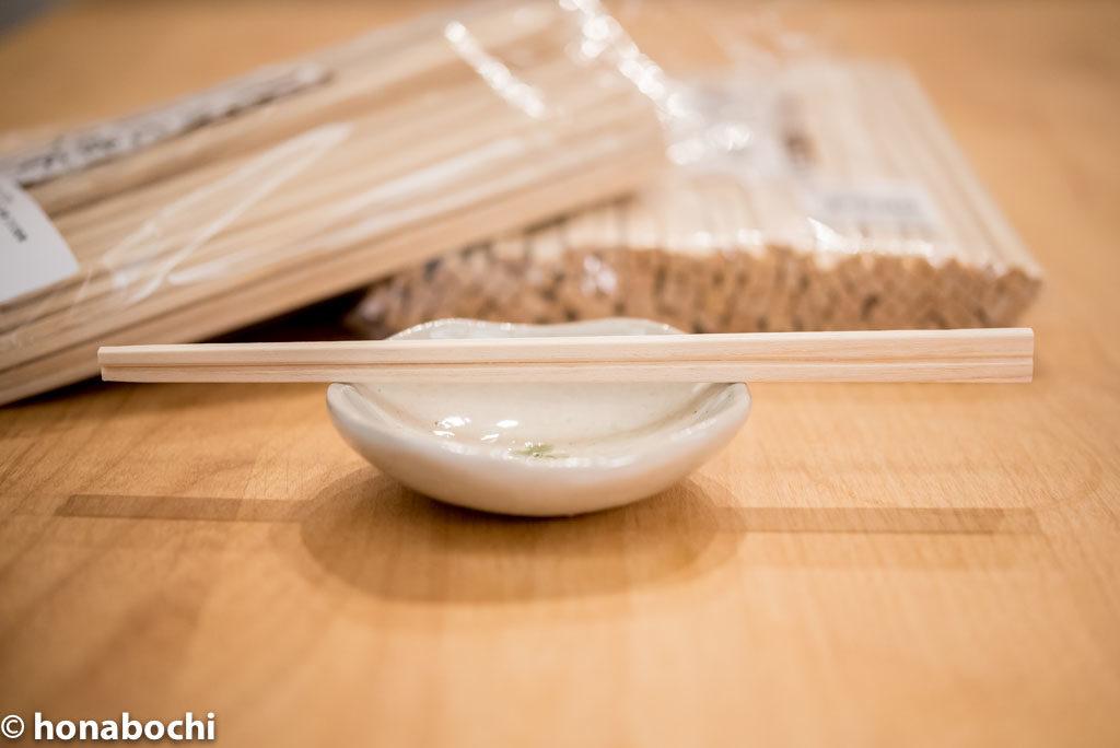 全体の2%!?キャンパー、アウトドア好きは、国産わり箸を率先して使おう!